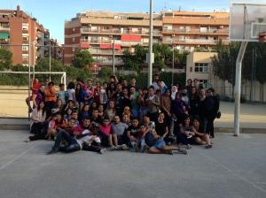 Tancament del curs 2012-2013